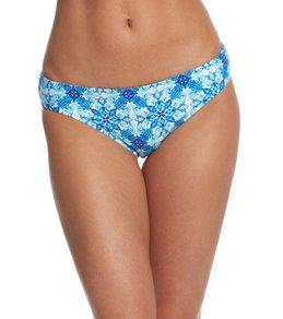 La Blanca True Blue Reversible Hipster Bikini Bottom