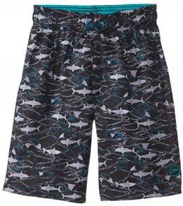 Speedo Boys  Shark Volley Short (4-20) 869416bf9e607