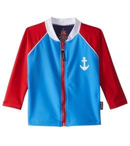 Platypus Australia Boys' Maritime L/S Sun Jacket (18mos-8)