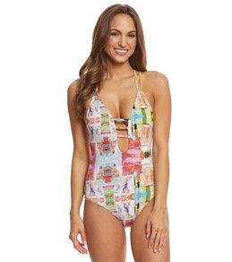 Lume Women's Mount Sinai Sara One Piece Swimsuit