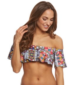 Lume Women's Arequipa Vivi 2 Piece Bikini Top