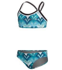 Slix Australia Girls' Empire Two Piece Bikini Set