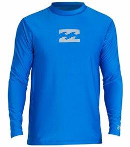 Billabong Men's All Day Wave Loose Fit Long Sleeve Swim Shirt