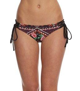 Gossip Wild Flower Low Rise Hipster Bikini Bottom