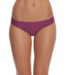 Gossip Malibu Solid Cheeky Hipster Bikini Bottom