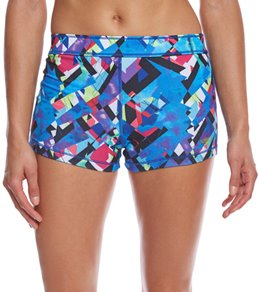 Speedo Turnz Women's Mirror Me Swimsuit Short