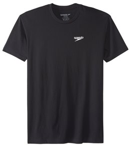 Speedo Men's Dashing Back Logo T Shirt
