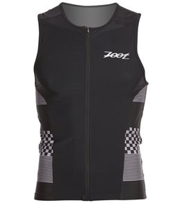 Zoot Men's Performance Tri Full-Zip Tank