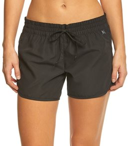 Hurley Women's Solid 5 Supersuede Boardshort