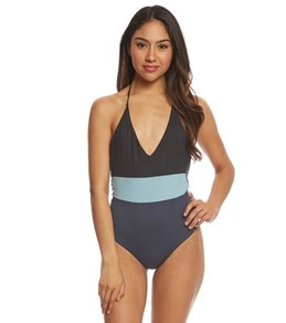 Tavik Color Blocked Chase One Piece Swimsuit