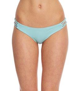 B.Swim Dawn Blue Palm Pucker Bikini Bottom