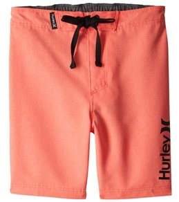 Hurley Boys' Heathered One and Only Boardshort (2T-4T)