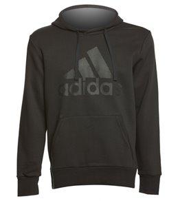Adidas Outdoor Men's Essential Cotton Pullover Hoodie Sweatshirt