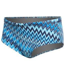 Funky Trunks Toddler Boys' Static Blur Square Leg Brief Swimsuit