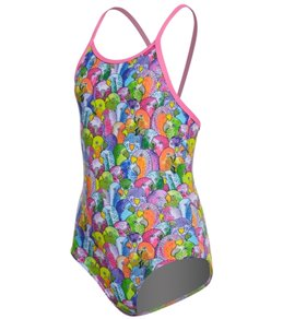 Funkita Toddler Girls' Bang Bang Budgie One Piece Swimsuit
