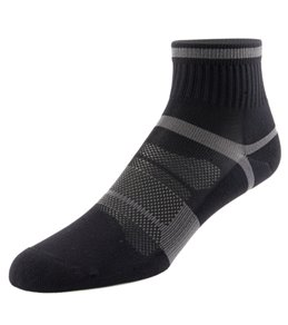 Asics Men's Quick Lyte Cushion Quarter 3 Pack Socks