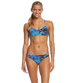 fabiola molina Women's Rainbow Galaxy Bikini Set