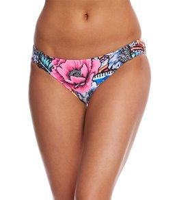 Laundry By Shelli Segal Laguna Flora Hipster Bikini Bottom