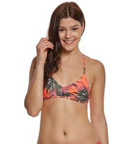 Eidon Swimwear Agave Madison Fixed Triangle Bikini Top
