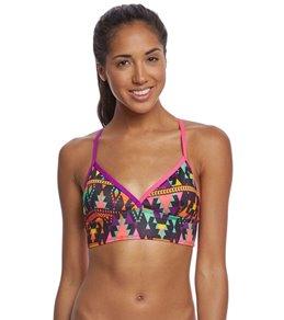 Dolfin Bellas Women's Azera Longline Bikini Top