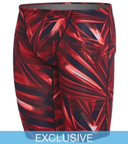 TYR Men's Asteroid All Over Jammer Swimsuit