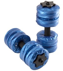 AquaBells Mini Dumbbells