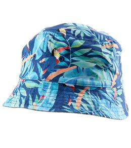 Tiger Joe Boy's Retro Explorer Bucket Hat
