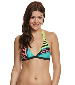FOX Cozmik Fixed Halter Bikini Top