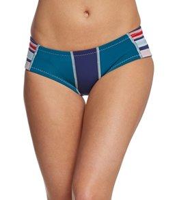 Cynthia Rowley Colorblock Bikini Bottom