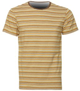 134b2ed63 Rhythm Men's Everyday Stripe Short Sleeve Tee