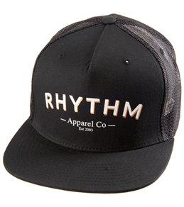 Rhythm Men's Butcher Hat