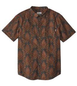 Rhythm Men's Slow Jam Short Sleeve Shirt