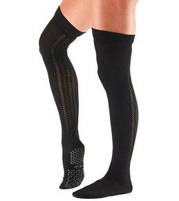 Tavi Noir Kris Thigh High Barre Grip Socks