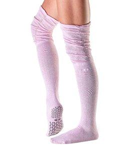 Tavi Noir Charlie Thigh High Barre Grip Socks