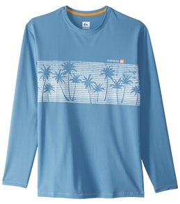 Quiksilver Men's Chill Long Sleeve Surf Shirt