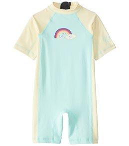 Roxy Girls' So Sandy Lycra UV One Piece Sunsuit
