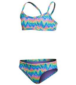 Amanzi Girls' Aurora Bikini Set