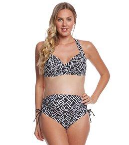 Prego Swimwear Maternity Maze Bombshell Bikini Set