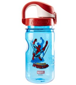 Nalgene OTF 12oz  Kids Spiderman Water Bottle