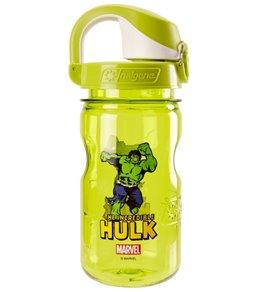 Nalgene OTF 12oz  Kids Hulk Water Bottle