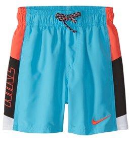 Nike Boys' Logo 4 Volley Short