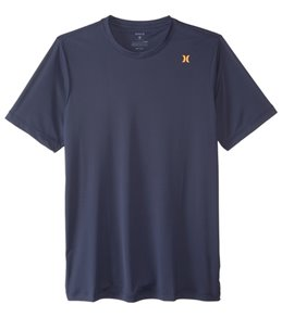 Hurley Men's Wet/Dry Icon Short Sleeve Surf Shirt