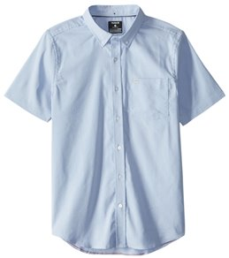 Hurley Men's Dri-Fit One & Only Short Sleeve Woven Shirt