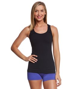 NUX Freedom T-Back Seamless Yoga Tank Top