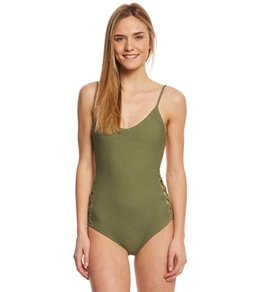 Billabong Meshin With You One Piece Swimsuit