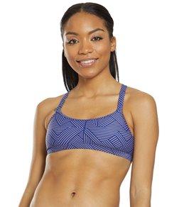 53968265f50 in Sport Tops · Sporti Active Chevron Double Cross Workout Bikini Top