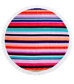 SunnyLife Hamilton Round Beach Towel