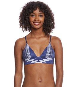 Rip Curl Swimwear Peace Tribe Fixed Triangle Bikini Top