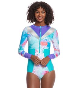 Body Glove Breathe Dreams Emerge L/S Paddle Suit