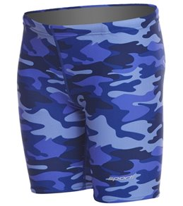 Sporti Camouflage Jammer Swimsuit Youth (22-28)